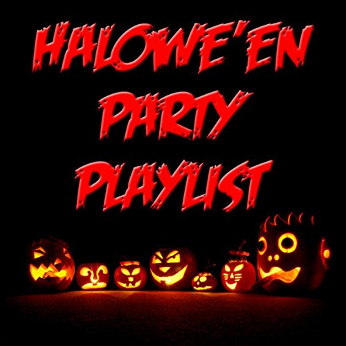 Halowe'en Party Playlist
