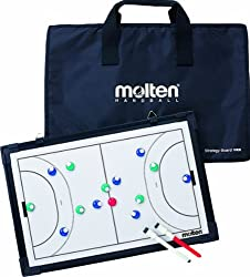 Molten Handball Strategy Board - Whiteblack