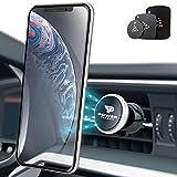 Power Theory Magnet Handyhalter fürs Auto - Handyhalterung Auto Lüftung Handy Halter für iPhone XS Max X 8 7 Plus 6s ...