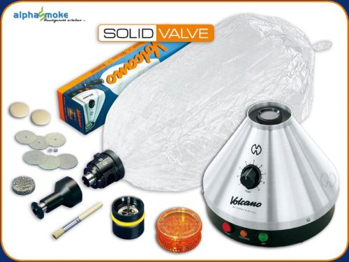 Volcano - Vaporizzatore classico con Easy Valve, set completo