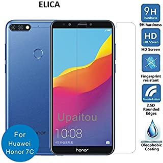 elica huawei y7 prime (2018) elicatempered glass for huawei y7 prime (2018) transparent