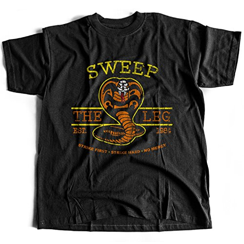 51 SAcLWTsL - Camiseta Sweep the leg para hombre