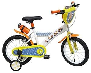 """Mondo - 25262 - Vélo Pour Enfant - 14"""" - Moi Moche Et Méchant"""