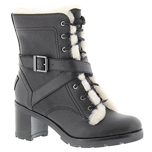 Bottines - Boots, couleur Noir , marque UGG, modèle Bottines - Boots UGG W INGRID Noir Schwarz