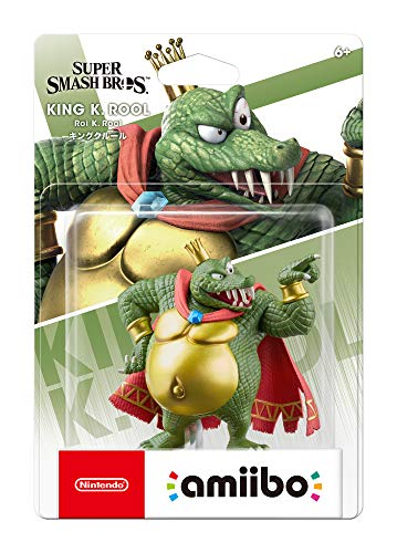 amiibo King K. Rool Super Smash Bros. Collection - 3