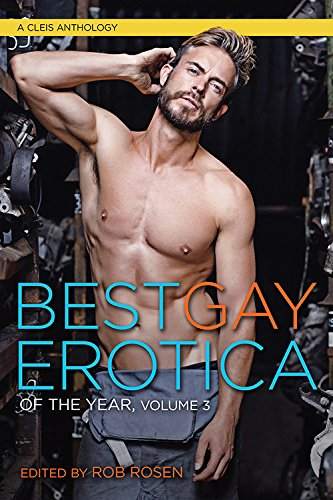Best Gay Erotica of the Year, Volume 3 (Cleis Anthology)