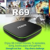 Sterling R69 Smart Android 7.1 TV Box 2GB 16GB Allwinner H3 Quad-Core WiFi
