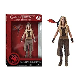 Funko 3907 Game of Thrones Toy - Daenerys Targaryen Deluxe Collectable Action Figure 10