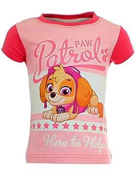 Paw Patrol T-shirt Kurze ärmel Mädchen Best Pups Ever