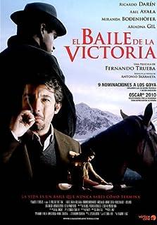 El baile de la Victoria [Blu-ray] (B0053CAZS2)   Amazon price tracker / tracking, Amazon price history charts, Amazon price watches, Amazon price drop alerts