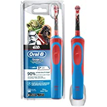Oral-B Stages Power Kids - Cepillo de dientes eléctrico de Disney Star Wars