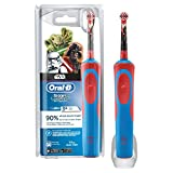 Oral-B Star Wars Spazzolino Elettrico Stages Power con i Personaggi Disney