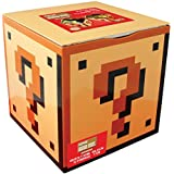 Super Mario Bros - Bloque con interrogante para almacenamiento, multicolor