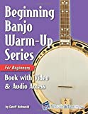 Beginning Banjo Warm-up Series for Beginners Book: - Best Reviews Guide