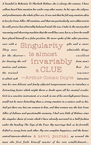 A Novel Journal: The Adventures of Sherlock Holmes (Compact): The Adventures of Sherlock Holmes