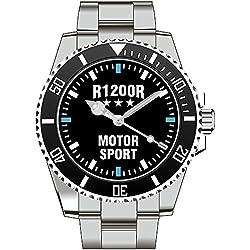 R1200R Motorsport - Für Motorrad und Biker Fan's Herrenuhr 2374