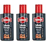 Alpecin Caffeine Hair Shampoo 250 ml ( Pack of 3)