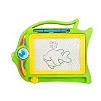 Bluelans Erasable Magnetic Writing Drawing Board for Children Painting Writing Playing