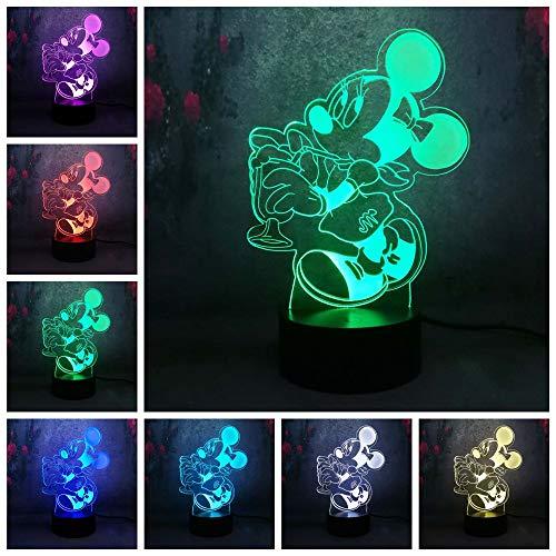3d schreibtischlampe 7 farben umkehren muster farbwechsel getränk baby weiches licht beleuchtung tischlampe kristall tischlampe kristall tischlampe weiß tischlampe mini tischlampe