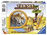 tiptoi® Tier-Set Löwen: Interaktive Spielwelt für die tiptoi® Löwen und Das Elefantenkalb