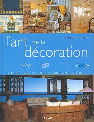 L'art de la décoration