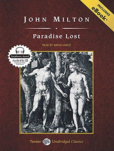 Paradise Lost (Tantor Unabridged Classics)