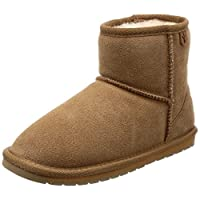 EMU Australia Kids Sheepskin/Wool Boots S2 Chestnut - Wallaby Mini