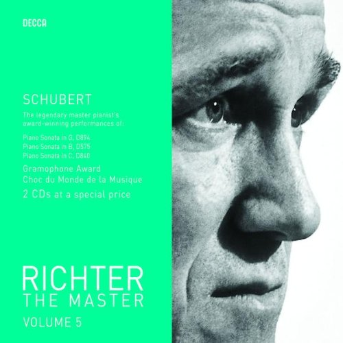 RICHTER The Master, Volume V