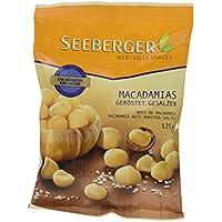 Seeberger Macadamias geröstet, gesalzen, 125 g