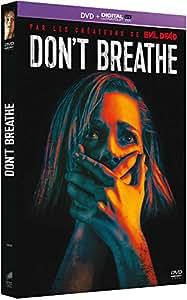 Don't Breathe (La maison des ténèbres) [DVD + Copie digitale]