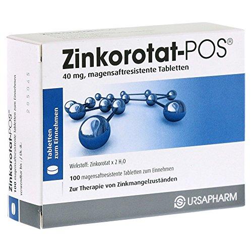 Zinkorotat-POSÂ Tabletten