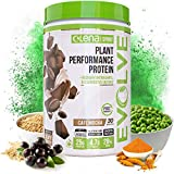 Olena EVOLVE Vegan Performance Plant Protein, 25g Protein (Cafe Mocha (Natural Flavour), Digestive