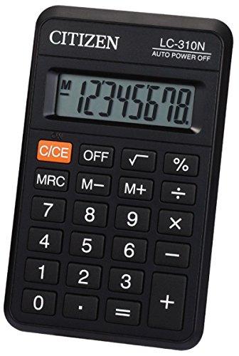 Citizen LC310N Pocketrechner mit Wurzelfunktion