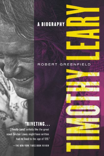 TIMOTHY LEARY por Robert Greenfield