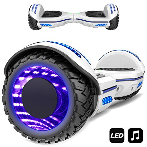 Markboard Hoverboard SUV 6.5 Pouces,...