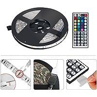 Tira LED 5m Luces LED - Tiras LED 5m con Mando de RF - Tira LED