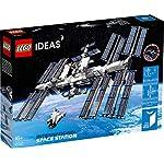 Lego Ideas 21321 Stazione spaziale internazionale (confezione in lingua italiana non garantita) LEGO