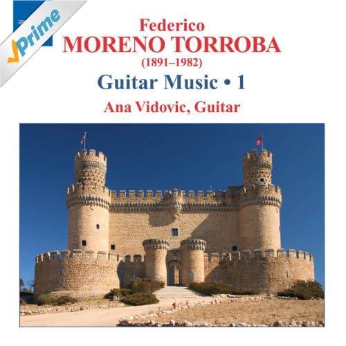 Moreno-Torroba: Guitar Music, Vol. 1