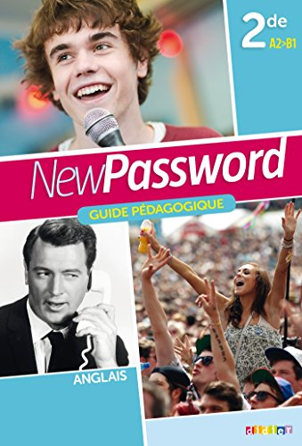 New Password English 2de - Guide pédagogique - version papier