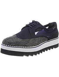 Suchergebnis auf Amazon.de für  Plateau-Sneaker - Blau   Damen ... 947377429c