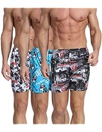 Cornette Boxer Short Pack 3 Homme CR 001 3P