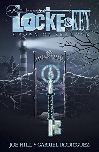 Locke & Key Volume 3: Crown of Shadows