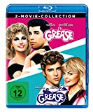 DVD Cover 'Grease + Grease 2 [Blu-ray]