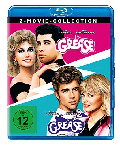 Bild von Grease + Grease 2 [Blu-ray]