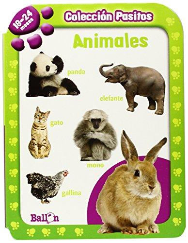 ANIMALES 18-24 MESES (PASITOS)