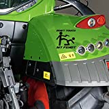 MS Car Sticker Don't Touch My Fendt Aufkleber