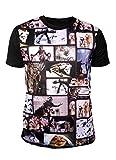 Star Wars - Krieg der Sterne Herren T-Shirt - Film Icons (M)