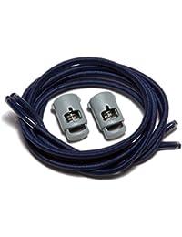 Speedlaces iBungee - , color azul marino, talla UK: 42 Inch