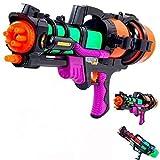 Shouldbuy Pistola de agua Piscinas y juegos acuáticos