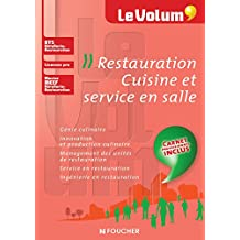 Restauration Cuisine et service en salle - Le Volum BTS Hôtellerie-Restauration, Licence pro, Master